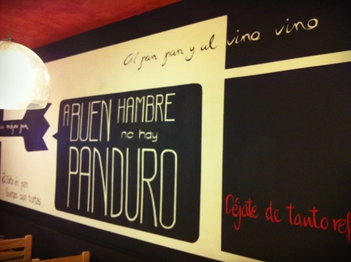 Taberna El Panduro Sevilla