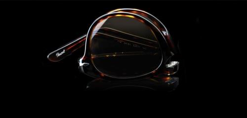 Gafas Persol PO714 plegadas
