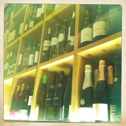 Restaurante EnCopadeBalon vinos