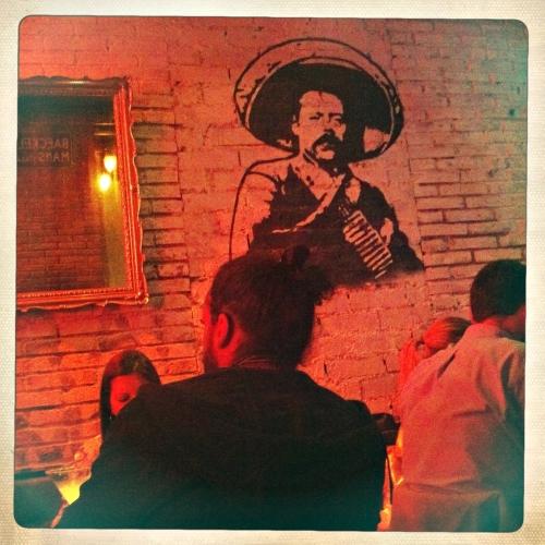 Central Mexicana Pancho Villa