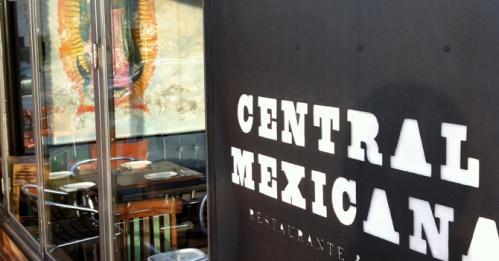 Entrada Central Mexicana