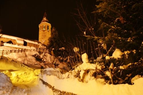 Iglesia Unha Valle de Aran