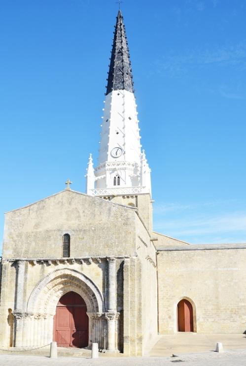 Iglesia Ars-en-Ré