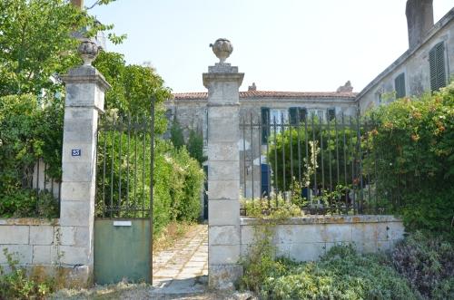 Palacete en Saint-Martin-de-Ré