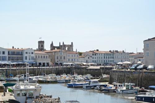Puerto de Saint-Martin-de-Ré
