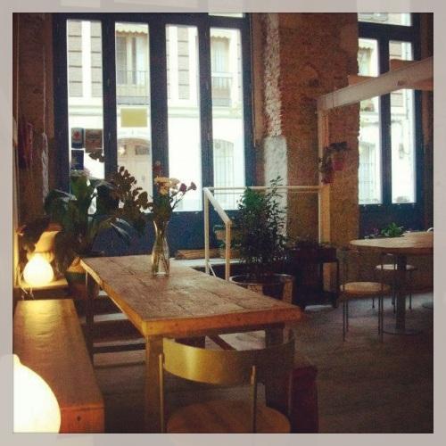 Restaurante Blanca 6 entrada