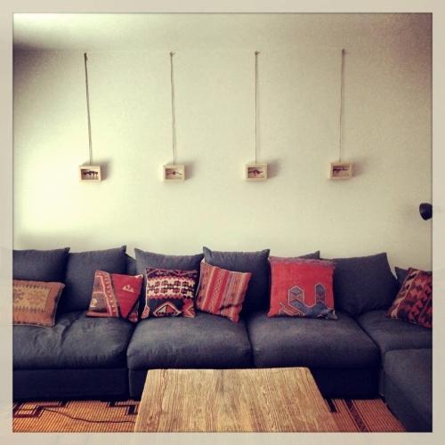 Cuadros de Habitantes de Rafael Anel