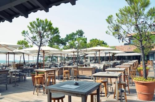 Terraza Hotel La Coorniche