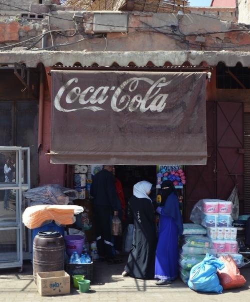 Comercio local Marrakech