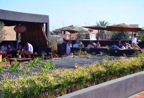 Terrasse de Epices Marrakech