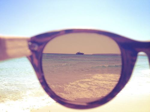 Indianas Formentera horizonte