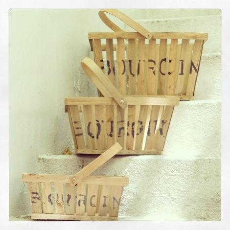 cestas El Mercado de la Vida