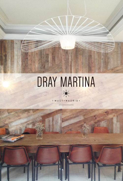 Restaurante Dray Martina lámpara