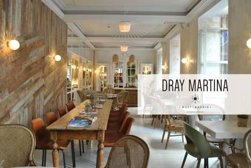 Restaurante Dray Martina mesas