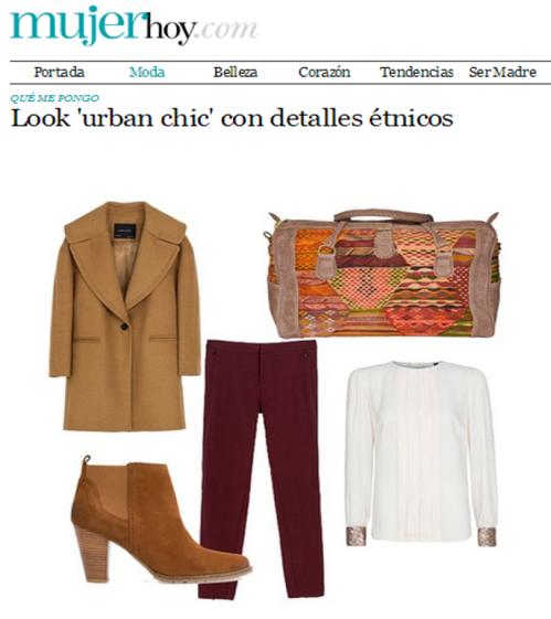 MujerHoy.com Bolsa de Viaje Tuareg