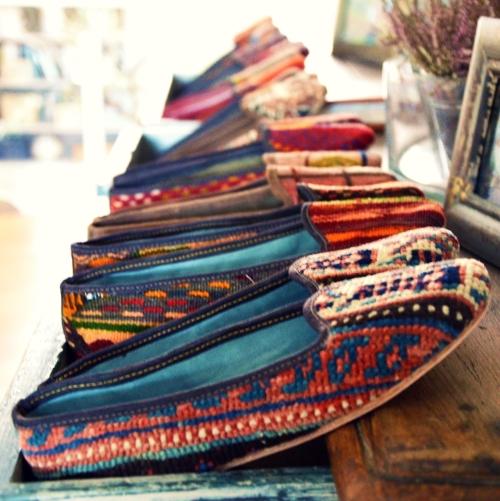 El Mercado de la Vida loafer y bailarinas 5