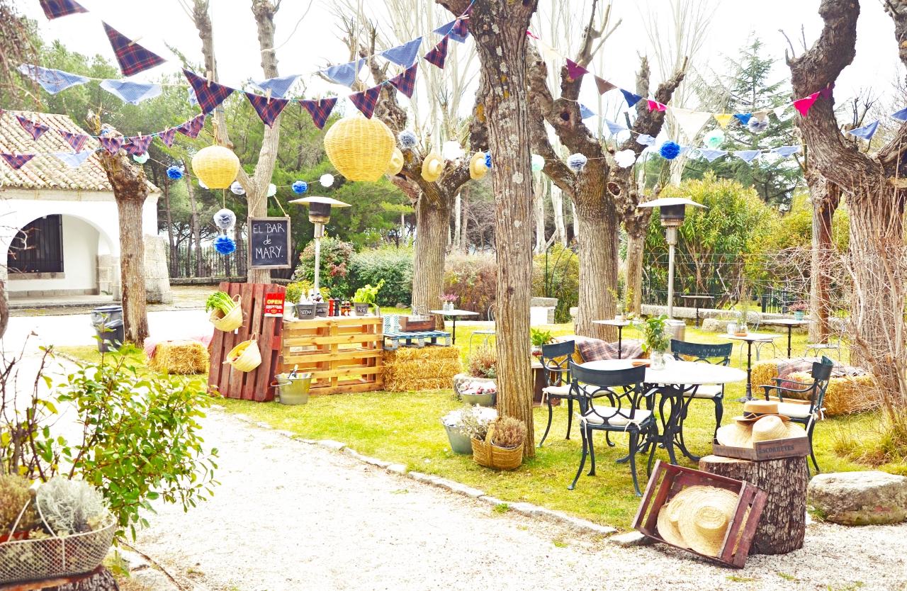 Jard n beautiful life magazine - Jardines decorados para fiestas ...