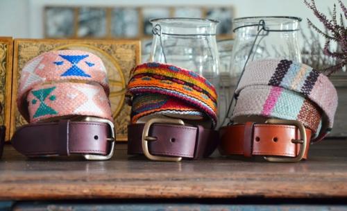 Cinturones El Mercado de la Vida 16