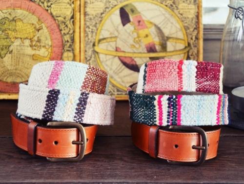 Cinturones Ethnos El Mercado de la Vida en Trendy Gallery