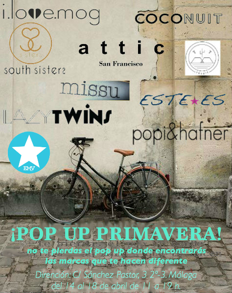 CocoNuit pop up primavera 2