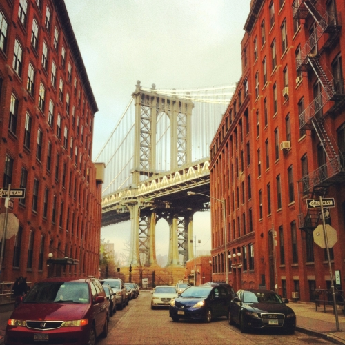 Nueva York Brooklyn Dumbo