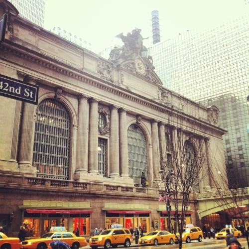 Nueva York Centrla Station