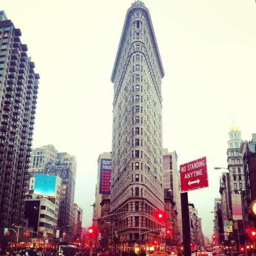 Nueva York Flatiron