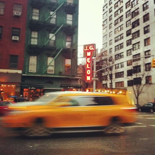 Nueva York JG Melon mejor hamburguesa nyc