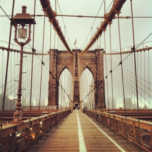 Nueva York Puente de Blooklyn 2