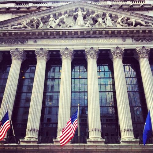 Nueva York Wall Street