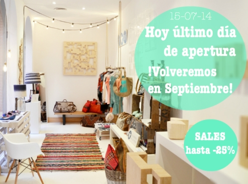 SALES showroom Claudio Coello 22