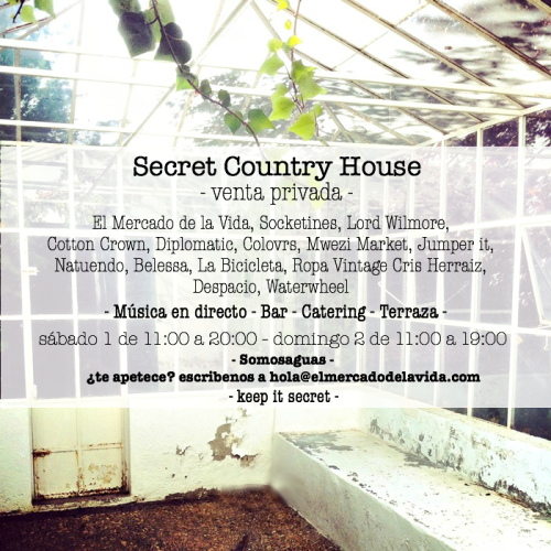 Secret Country House invernadero (mail)