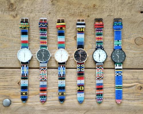 Nuevos relojes EMV S14 navajo El Mercado de la Vida - mediana