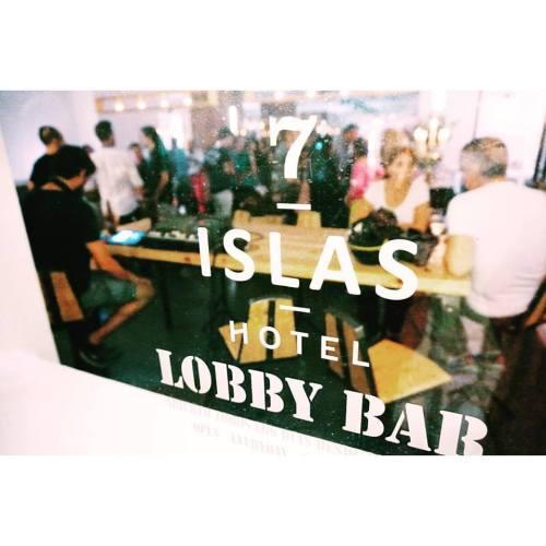 7 Islas Hotel Lobby Bar